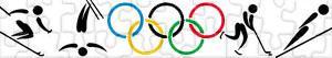 puzzles Olympische Winterspiele