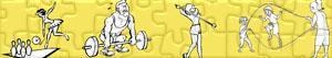 puzzles Andere Sportarten und Spiele