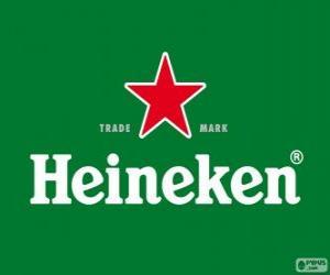 Heineken logo puzzle zum ausdrucken