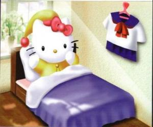 hello kitty puzzle und ravensburger 2. Black Bedroom Furniture Sets. Home Design Ideas