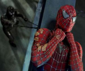 spiderman puzzle spiele